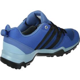 adidas TERREX AX2R ClimaProof Zapatillas Outdoor Niños, blue/core black/ash grey